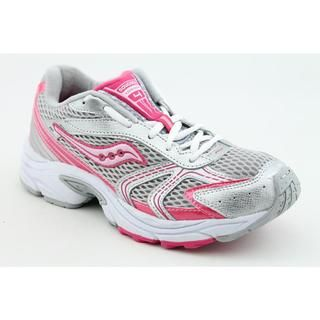 Saucony Girls Cohesion 4 LTT Mesh Athletic Shoe