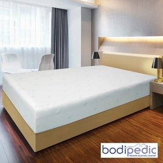 Bodipedic 10 inch Twin size Memory Foam Mattress