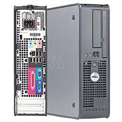 Dell GX620 Small Dual Core 2.8GHZ 1024MB 80GB Compuer (Refurbished