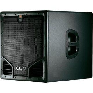 JBL EON 518S AKTIV PA SUBWOOFER: Elektronik