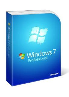 Windows 7 Professional 32/64 Bit: Software
