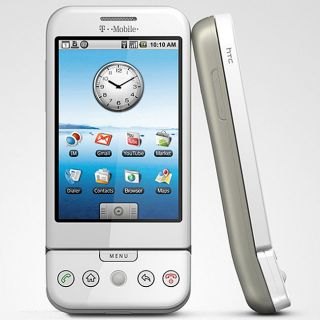HTC G1 White GSM Unlocked Cell Phone