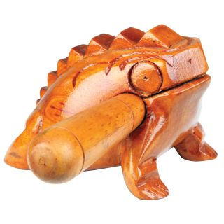 Wooden Croaking Frog (Indonesia) Today $21.36 4.2 (4 reviews)