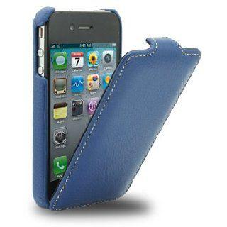 Melkco Hochwertige Ledertasche / Flip Case   für iPhone 4 / iPhone 4S