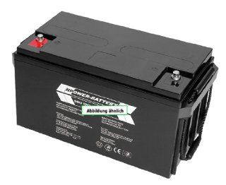 12V 110Ah RPower® AGM Batterie Auto