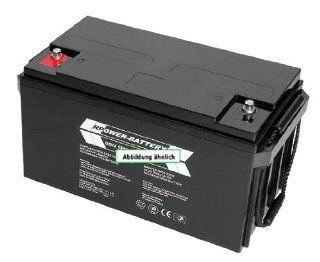 12V 110Ah RPower® AGM Batterie Auto
