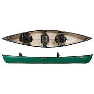 Old Town Saranac 146 XT Recreational Family Canoe with Padded Seats