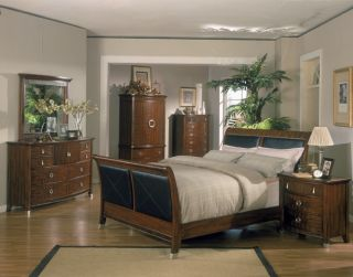Madison Avenue 5 piece Queen Bedroom Set