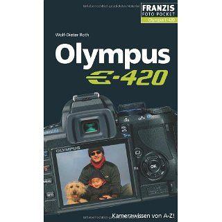 Foto Pocket Olympus E 420 Der praktische Begleiter für die