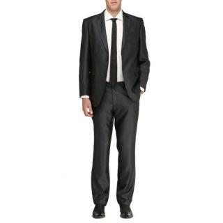 PASCAL MORABITO Costume Homme Anthracite   Achat / Vente COSTUME