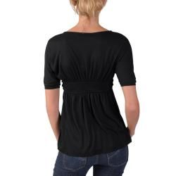 Hailey Jeans Co. Juniors Empire Waist Tunic Top