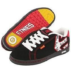 Etnies Fader Rune Glifberg Black/White/Red