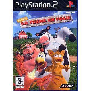 LA FERME EN FOLIE / JEU CONSOLE PS2   Achat / Vente PLAYSTATION 2 LA