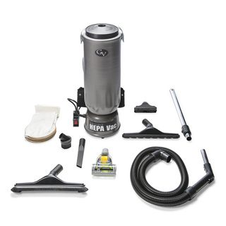 GV 10 quart Backpack Vacuum with Tools
