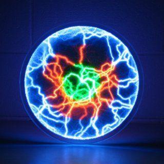 Contemporary Luminglass Disk/Disc Night Light (143)