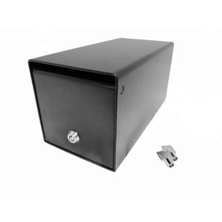 Small Over Counter Drop Box Depository Safe with Key Lock