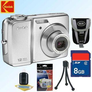 Kodak EasyShare C182 Accessory Kit and 12 megapixel Digital Camera
