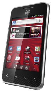 LG Optimus Elite Prepaid Android Phone (Virgin Mobile
