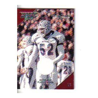 2001 Topps Debut #149 Sedrick Hodge JSY RC /999