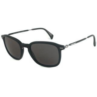 Giorgio Armani Mens GA924 Rectangular Sunglasses