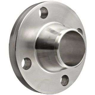 Weld Neck Pipe Fitting, Flange, Schedule 10, Class 150, 3 Pipe Size