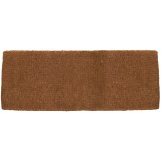 Imports Unlimited Hand Woven Blank Doormat