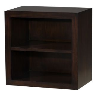 Modular Mahogany Book Shelf
