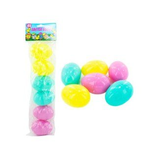 Plastic Easter Eggs   Case of 144: Everything Else