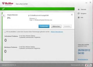 McAfee Internet Security 2013   1 User: Software
