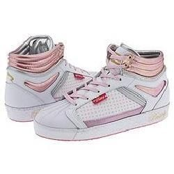 Pastry Fab Cookie Boot Shell Toe White Pink