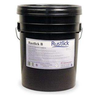 Rustlick 73051 Corrosion Inhibitor, B, Size 5 Gal