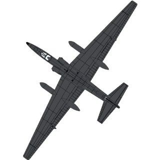 Lockheed TR 1A (U 2) Plastic Model Kit, Scale 1/144 Toys & Games