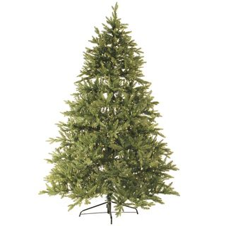 Frazier Fir 6.5 foot Pre lit Christmas Tree