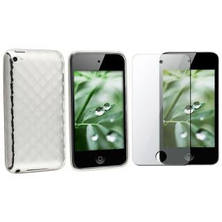Case/ Screen Protector for Apple iPod iTouch 4th Gen