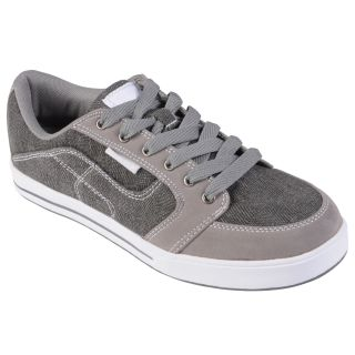 Daxx Mens Topstitch Lace up Fashion Sneakers
