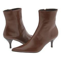 Nine West Dannyellee Brown Leather Boots