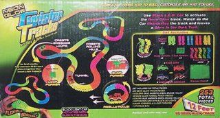 Neon Glow Twister Tracks Toys & Games