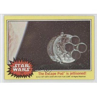 Pod is jettisoned (Trading Card) 1977 Star Wars #155 Everything Else