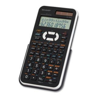 Sharp EL 506XBWH Scientific Calculator