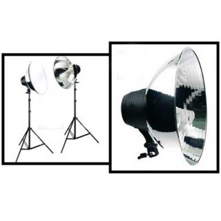 AIM Studio Professional 4 bulb Photo Light Kit