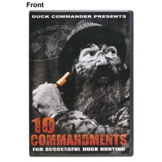 Duck Commander Phil Robertsons Ten Commandments DVD