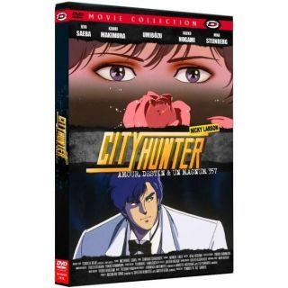 DVD DESSIN ANIME DVD City hunter : amour, destin et magnum 357