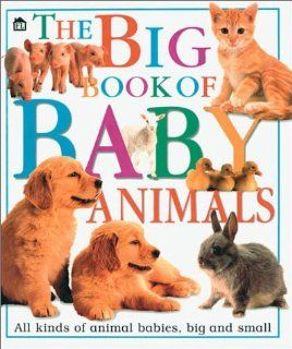 Big Book of Baby Animals Nancy Jones Books