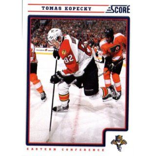 2012/13 Score NHL Hockey Card # 208 Tomas Kopecky Florida