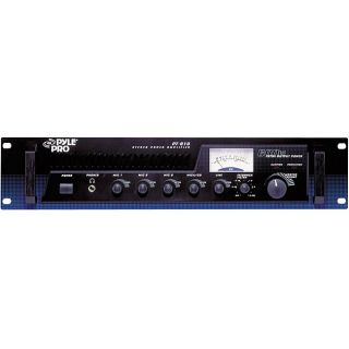 19 inch Rack Mount 600 Watt Power Amplifier (Refurbished)