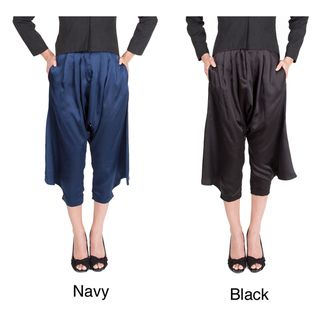Nami Womens Lena Wide leg Tapered Pants