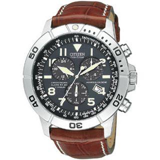 Citizen Eco Drive Mens Calendar Chronograph Watch