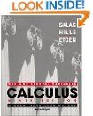 Salas and Hilles Calculus One and Several Variables Garret J. Etgen