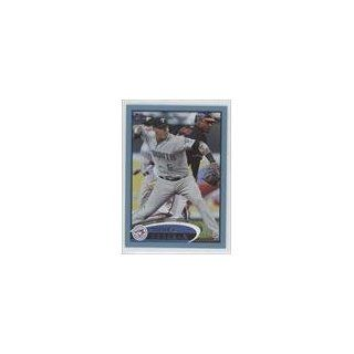 Toronto Blue Jays (Baseball Card) 2012 Topps Wal Mart Blue Border #229