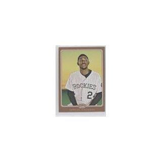 Dexter Fowler Colorado Rockies BB (Baseball Card) 2010